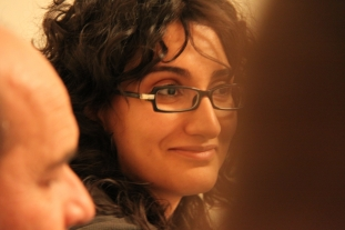Team members - Anna Shahnazaryan (environmental activist (Armenia))