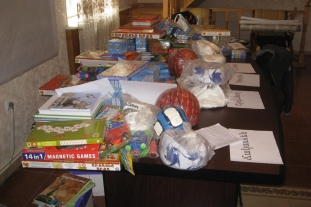 Gifts for beneficiaries