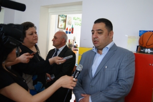 Vahe Mambreyan's briefing to Syunik Region media (Kapan, 25.05.2011)