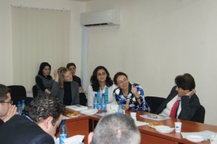 First presentation of the survey results (05.04.2011)