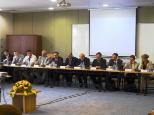 2009. Workshop: Presentation of the Armenian statistical master plan