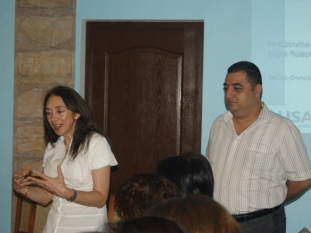 2012. Initiative on provision of financial literacy for private pensions in Marzes of RA