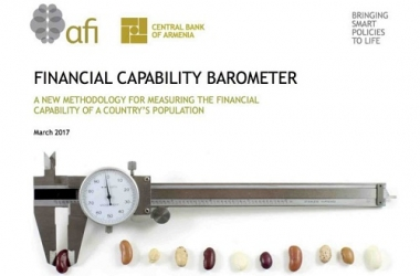 The Armenian Financial Capability Barometer was published