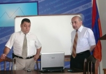 Activity plan for Armenian Statistical Master Plan